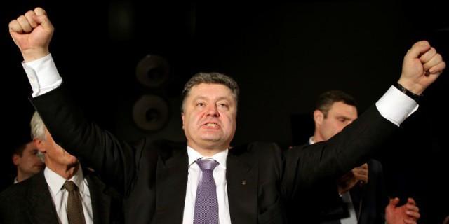 100 дней Порошенко: крах