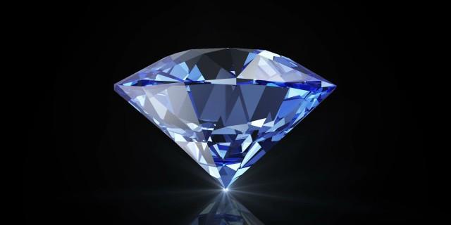 Голубой алмаз продан за
