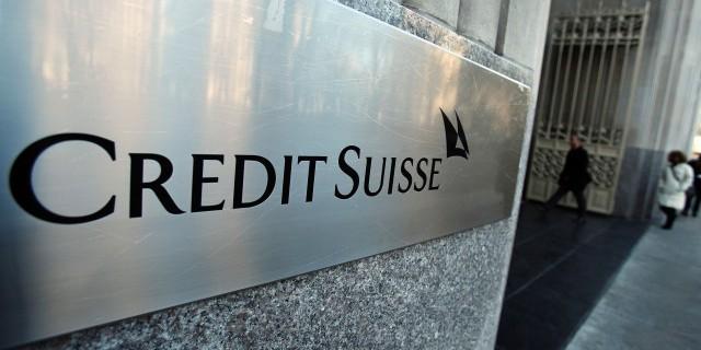 Credit Suisse получил