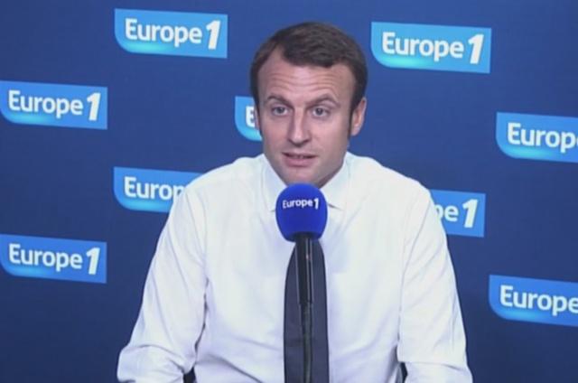 Макрон: Франция больна