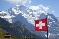 Экспорт Швейцарии упал