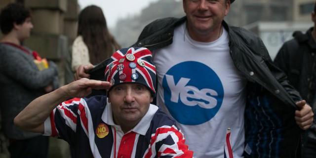 Почему Шотландия