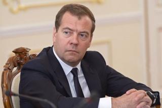 Медведев: штраф для