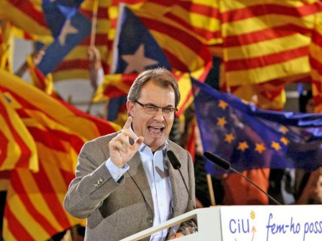 Каталония сделала еще