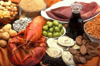 Продукты питания в РФ
