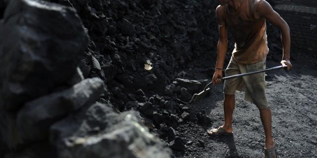 Индийские угольщики
