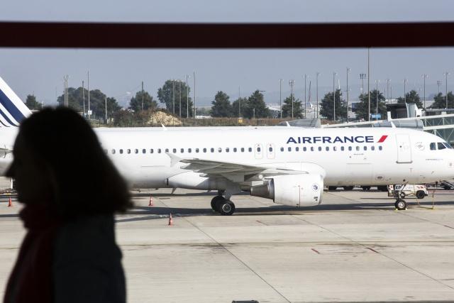 Пилоты Air France
