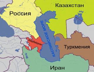 Путин: Каспийский саммит