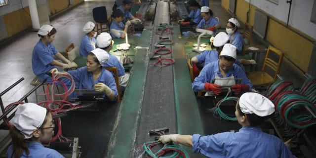 Промышленный PMI Китая