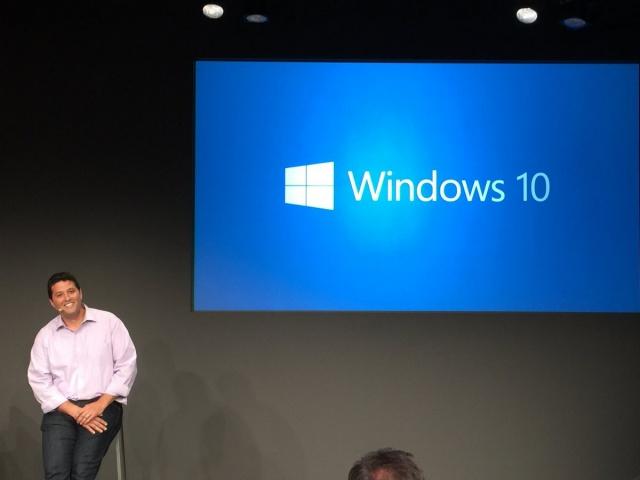 Microsoft показала новую