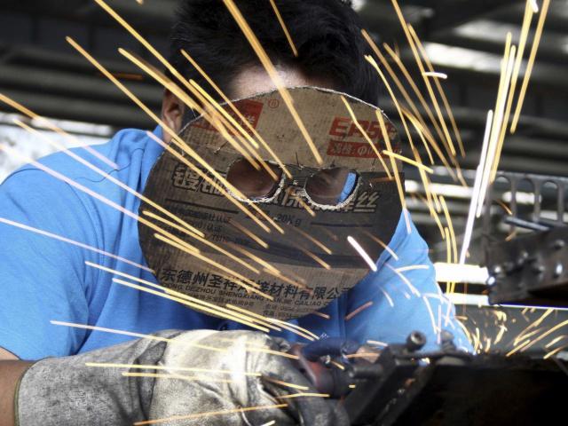 Промышленность еврозоны