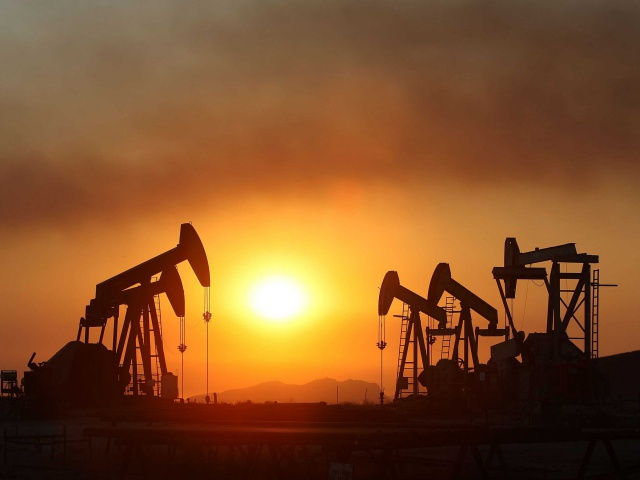 Стоимость нефти WTI