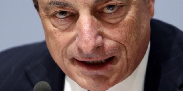 Драги: ЕЦБ начнет выкуп