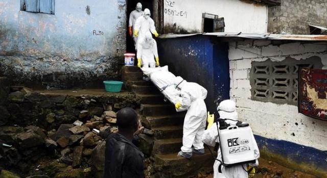 Deutsche Bank: Эбола