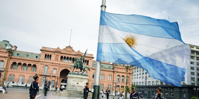 Власти Аргентины