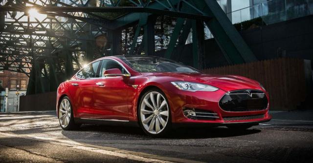 TeslaMotors покажет
