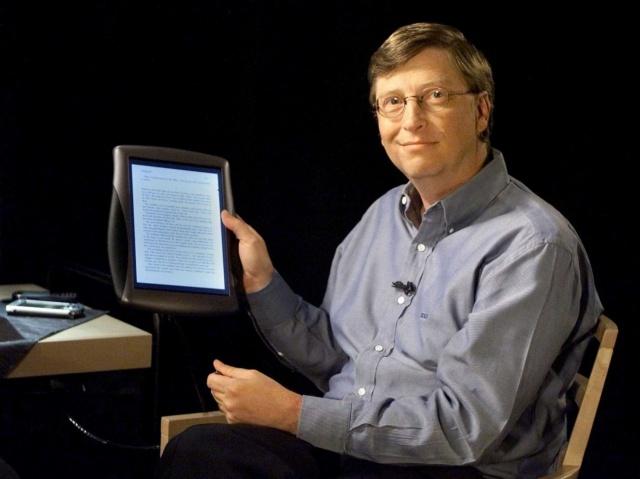 9 книг, которые Билл