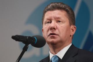 Миллер:  quot;Газпром