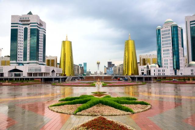 Казахстан разместил