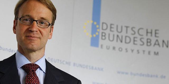 Вайдман: ЕЦБ выходит за
