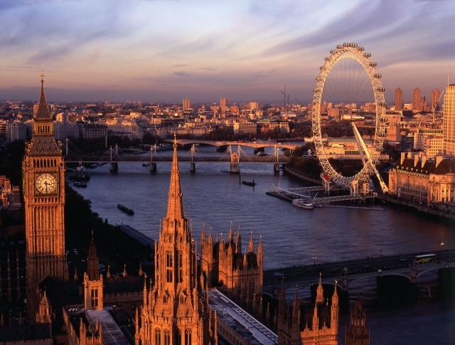 Лондон стал лучшим