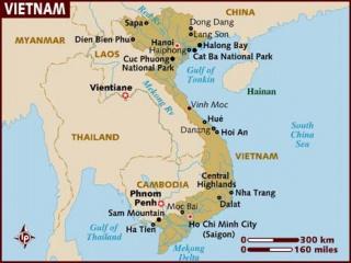 Вьетнам наводнит Россию