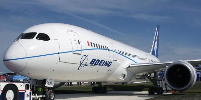 Boeing получила крупный