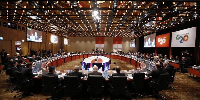 G20 усложнил жизнь