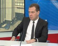 Медведев - CNBC: о