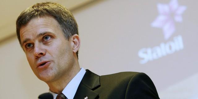 Глава Statoil покинул