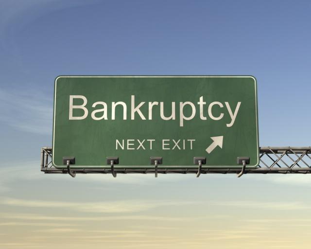 10 банкротств