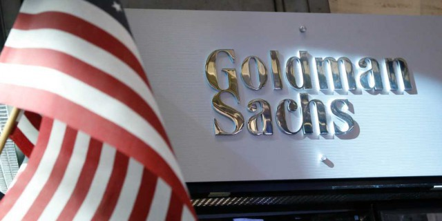 Показатели Goldman Sachs