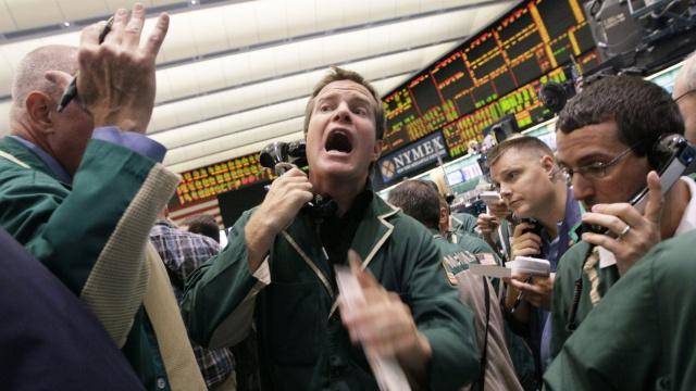 Рынки поглотил