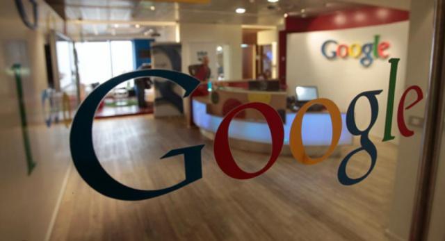 Чистая прибыль Google