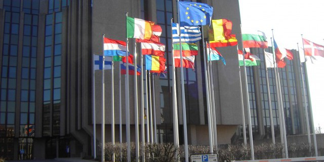 Совет ЕС в Люксембурге