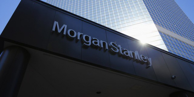 Morgan Stanley удвоил