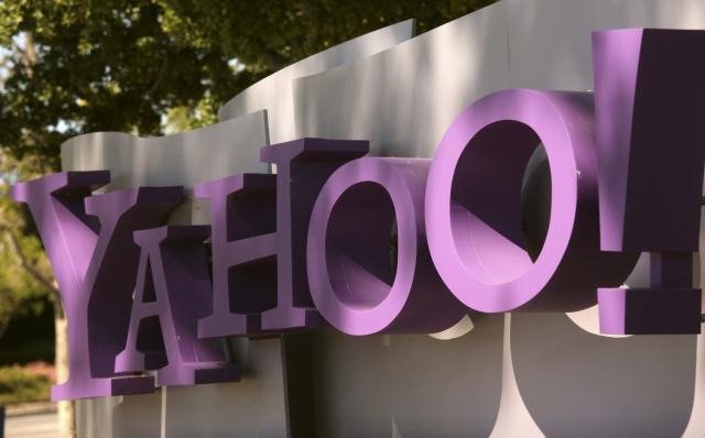 Чистая прибыль Yahoo!