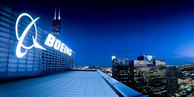 Прибыль Boeing за III