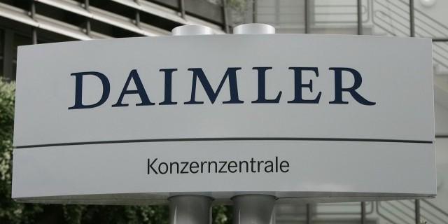Daimler в III квартале