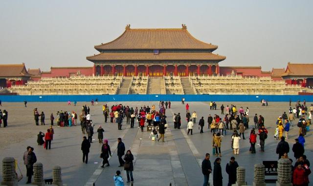 Китай наращивает влияние