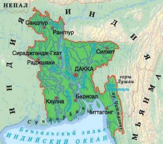 Бангладеш не поддержит