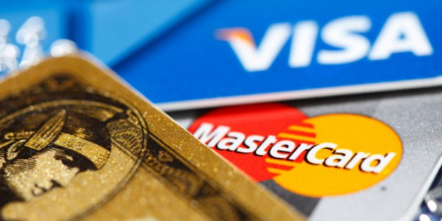 Visa продолжает терять