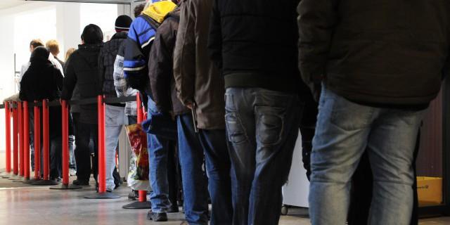 Безработица в ФРГ