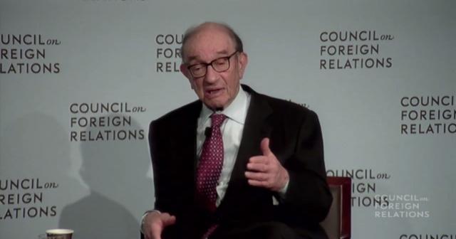 Гринспен: ФРС США не