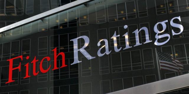 Fitch: падение рубля