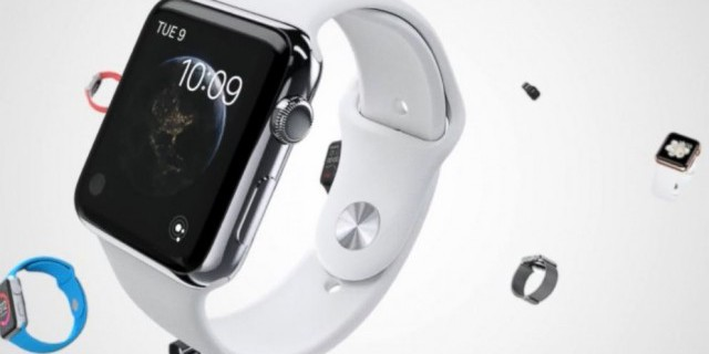 Apple Watch могут