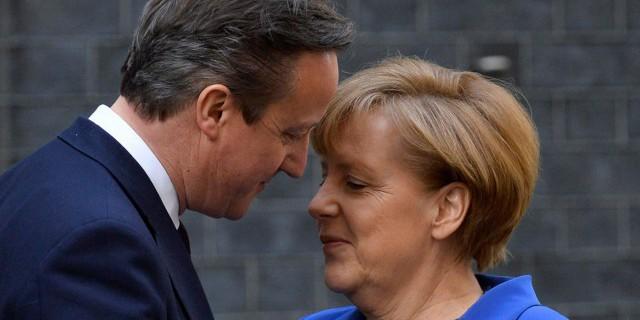 Германия хочет удержать