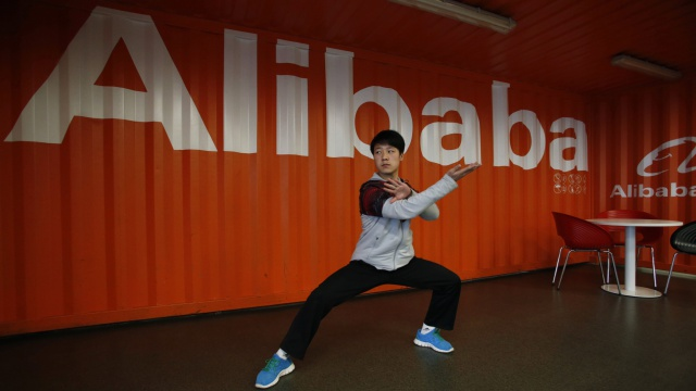 Alibaba обогнала General