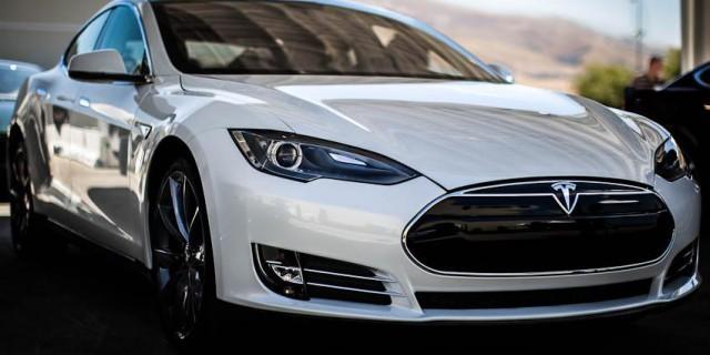 Tesla сообщила о росте