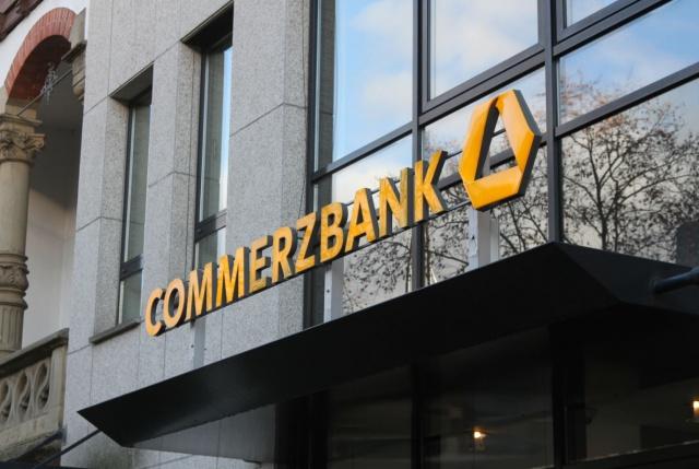 Прибыль Commerzbank